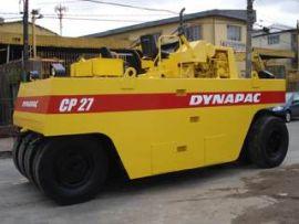 Rolo Compactador Dynapac CP27