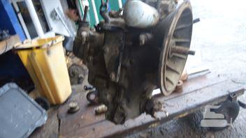 TRANSMIÇÃO CASE 580L 4X4