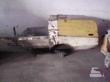 Bomba de concreto Utiform V3