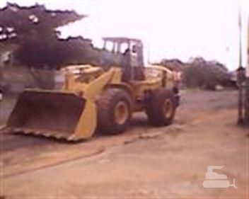 Pá Carregadeira SDLG SDLG 956C