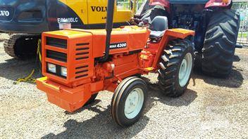 Trator Agrícola Agrale 4300