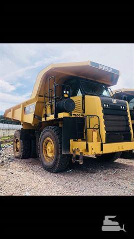 Caminhão Caterpillar 770G