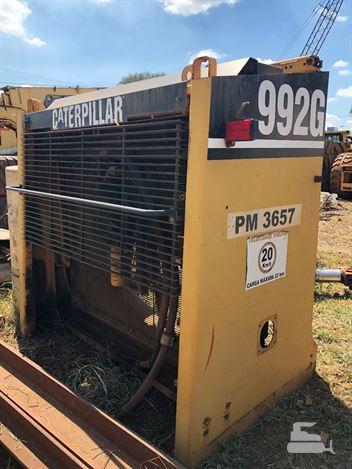 Radiador Carregadeira Caterpillar 992G