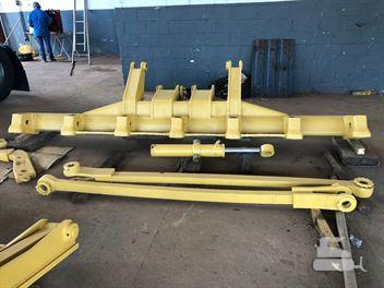 Ripper Escarificador para Motoniveladora Caterpillar 24H