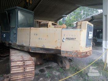 Escavadeira Fiatallis FE105