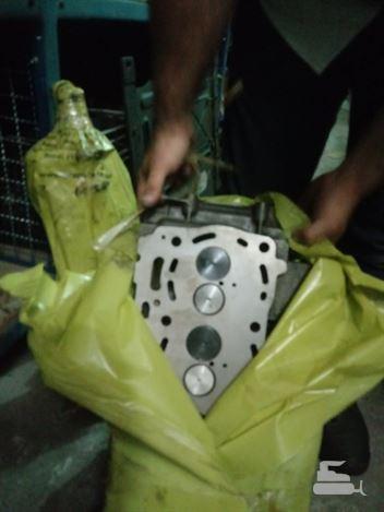 Cabeçote do Motor Cat 416E