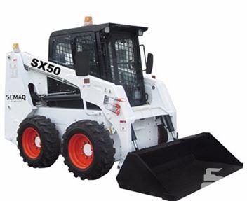 Mini-Carregadeira Semax SX50