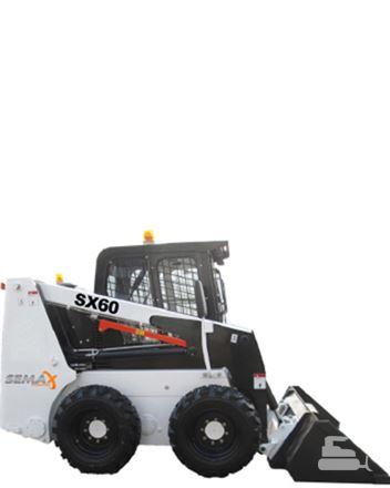 Mini-Carregadeira Semax SX60
