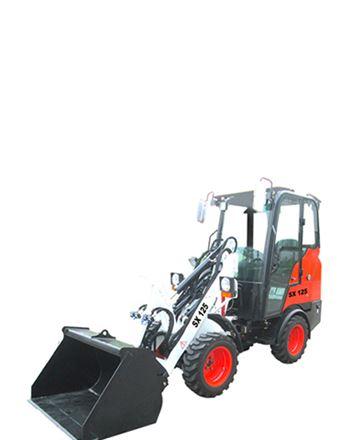 Mini-Carregadeira Semax SX125