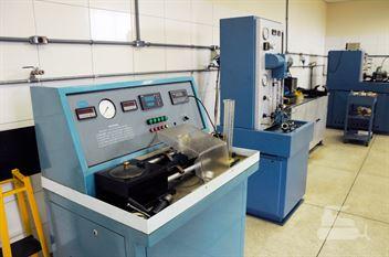 Laboratório Diesel - Motores Cummins PT