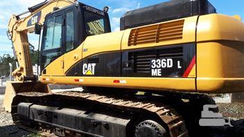Escavadeira Caterpillar 330D