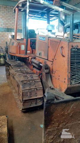 Trator de Esteira Fiatallis FD130