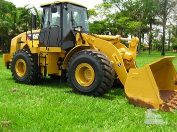 Pá Carregadeira Caterpillar 950H