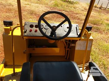 Rolo Compactador Dynapac CA15