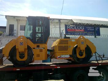 Rolo Compactador XCMG XD111