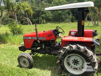 Trator Agrícola Massey Ferguson 250