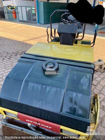 Rolo Compactador Dynapac CC102
