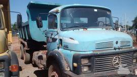 Caminhão Mercedes-Benz L-2220 3-Eixos 2p (diesel)