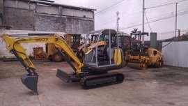 Mini-Escavadeira Wacker Neuson 3503