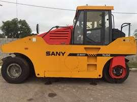 Rolo Compactador Sany YL25C