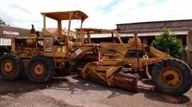 Motoniveladora Caterpillar 120B