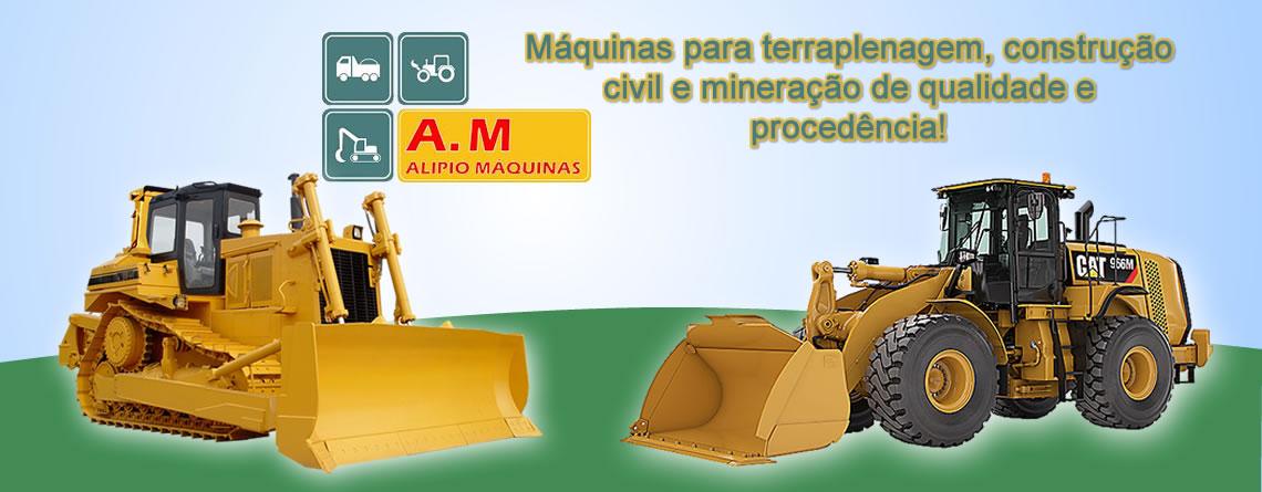 Alipio Máquinas