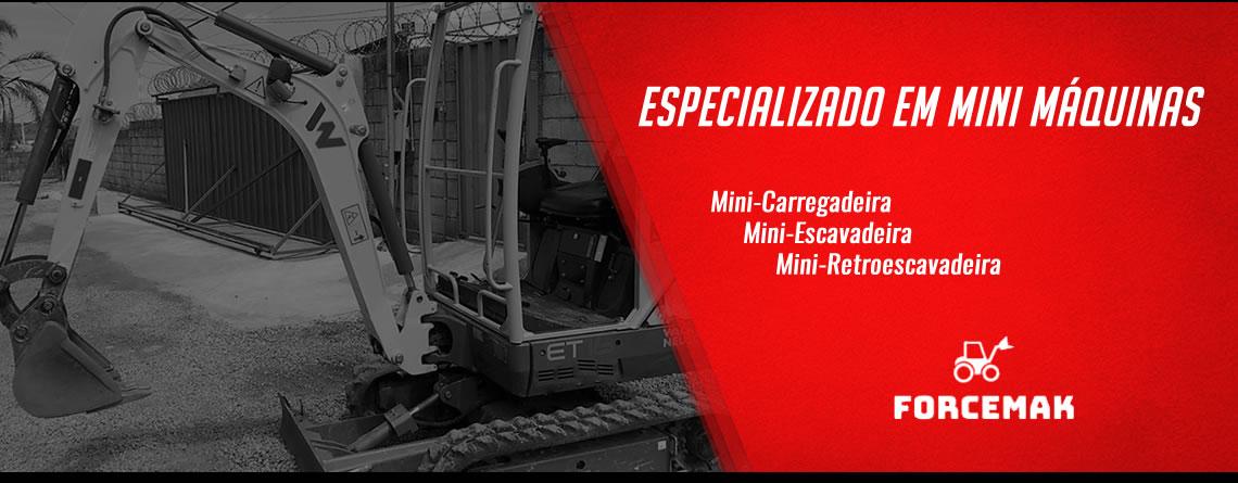 Forcemak - Especializado em Mini Máquinas