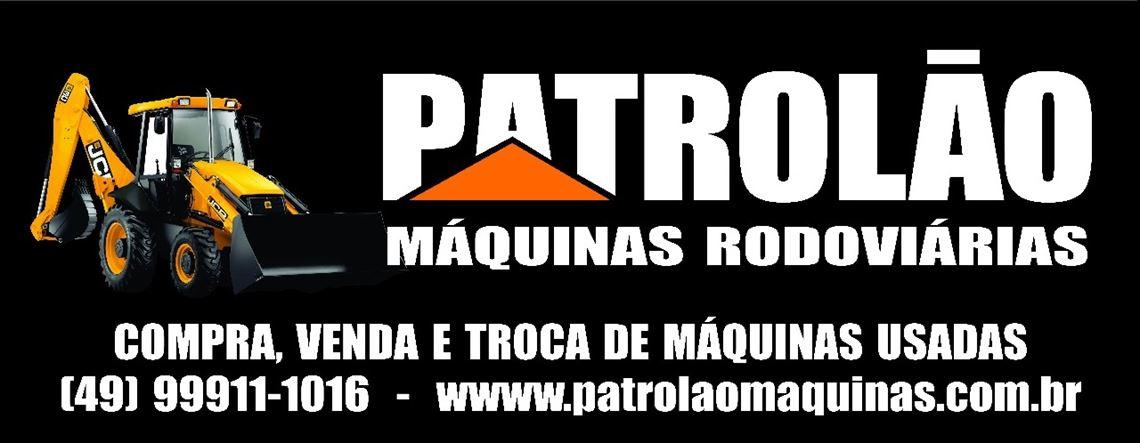 Patrolão Máquinas Rodoviárias