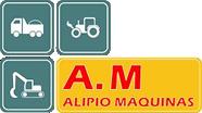 Alipio Máquinas - Máquinas para construção pesada e Mineração com procedência e qualidade