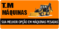 Tião Minero Máquinas - Sua melhor opção em maquinas pesadas.