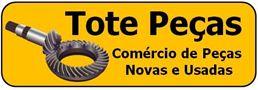 TOTE PEÇAS - Peças Novas e Usadas para Máquinas Pesadas.